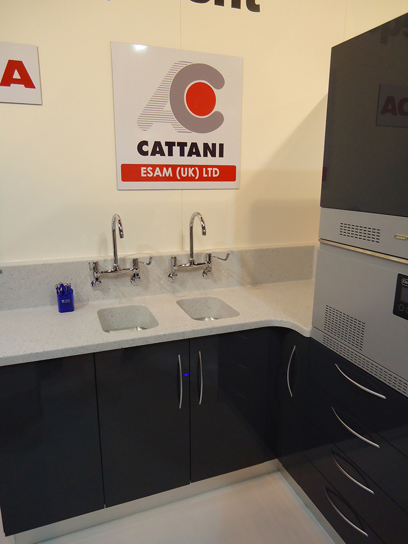 Decontamination Room Design: Decontamination Room Cabinetry